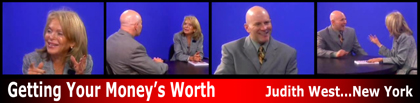 Getting Your Money's Worth TV with Judith West