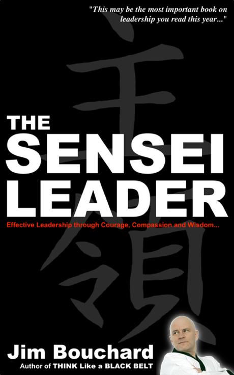 The Sensei Leader Cover PROMO 460