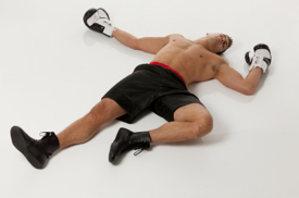 Image result for boxer knocked out