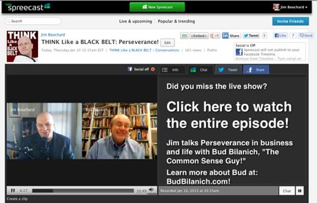 TLaBB Conversations Bud Bilanich 400w