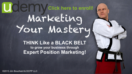Marketing Your Mastery Udemy Graphic 460