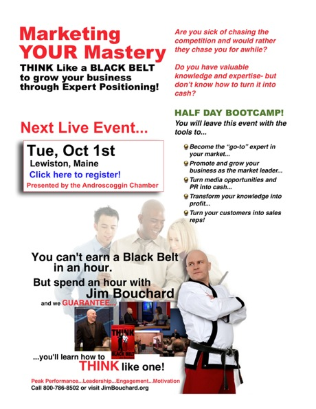 Marketing Your Mastery Boot Camp Promo AC 131001 460